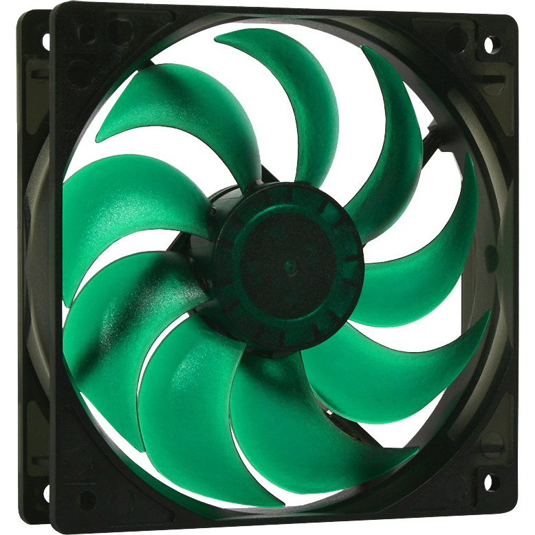 ventilator Deep Silence 120 mm, 1800 rpm thumbnail