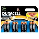 DURACELL Baterie Turbo Max AAA LR03 8buc