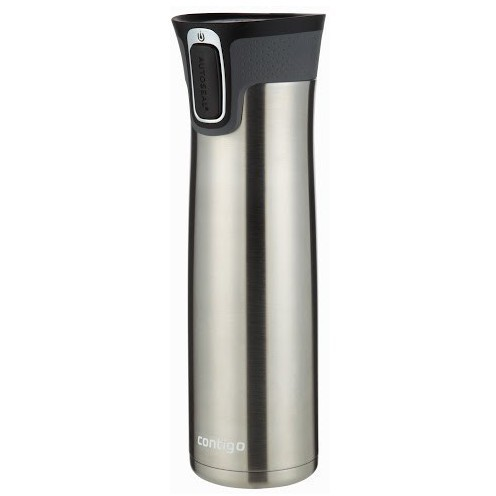 termos West Loop AutoSeal Inox 1000-0335, 720ml, Argintiu thumbnail