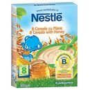 NESTLE Cereale - 8 cereale cu miere 250g