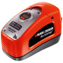 Black  Decker ASI300 - Compresor auto 11bar. AC/DC 12V/230V