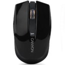 Mouse Canyon CNS-CMSW5B, optic wireless, 1280dpi, negru