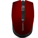 Mouse Canyon CNS-CMSW5R, optic wireless, 1280dpi, rosu