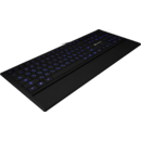 Tastatura Canyon CNS-HKB6US Slim Multimedia, iluminata, USB