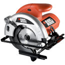 Black  Decker fierastrau circular, CD601, 55 mm, 1100 W, 170x16mm