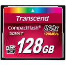 Card memorie Transcend TS128GCF800 128GB Compact Flash 800x