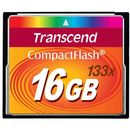 Card memorie Transcend TS16GCF133 Compact Flash 16GB High Speed 133x