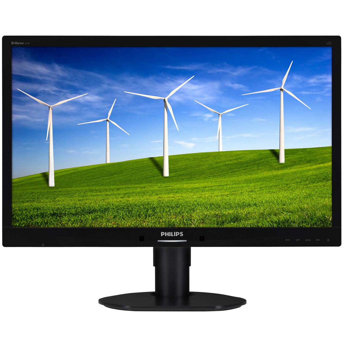 Monitor LED 241B4LPYCB/00, 24 inch, 1920 x 1080 Full HD, boxe