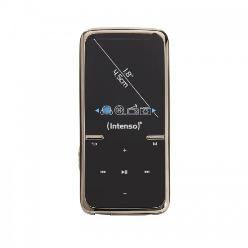 Player MP4 player 8GB Video Scooter LCD, negru