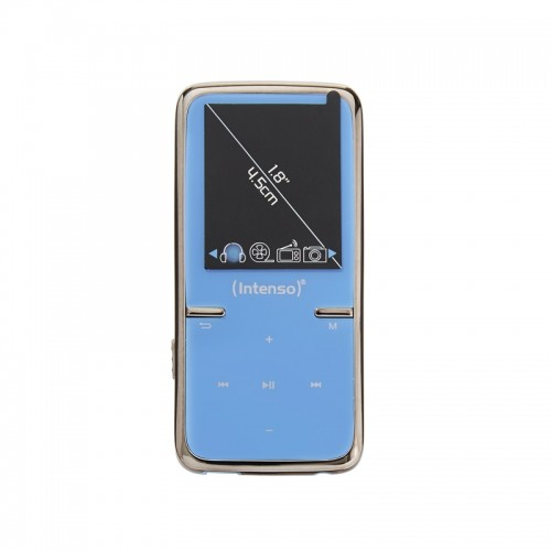 Player MP4 player 8GB Video Scooter LCD, albastru thumbnail