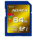 Card memorie A-Data SDXC UHS-I U3 64GB (Video Full HD)