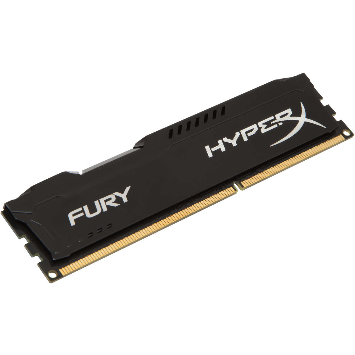 Memorie HX313C9FB/8 HyperX Fury Black, 8GB DDR3 1333MHz CL9