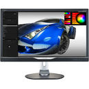 Monitor LED Philips 288P6LJEB/00, 28 inch, 3840 x 2160 Ultra HD