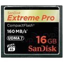 Card memorie SanDisk SDCFXPS-016G-X46, Compact Flash Extreme PRO 16GB