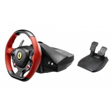 Thrustmaster Volan cu pedale Ferrari 458 Spider Racing Wheel, Xbox One