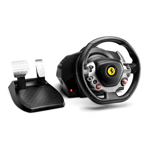volan cu pedale Ferrari 458 TX Racing Wheel Italia Edition , PC/ Xbox One thumbnail
