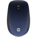 Mouse HP Z4000, optic wireless, albastru