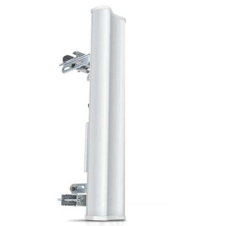 Antena wireless AM-2G15 2.4GHz AirMax 2x2 MIMO Basestation Sector 15 dBi,120deg