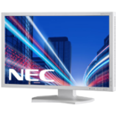 Monitor LED NEC MultiSync P232W, 23 inch, 1920 x 1080 Full HD, alb