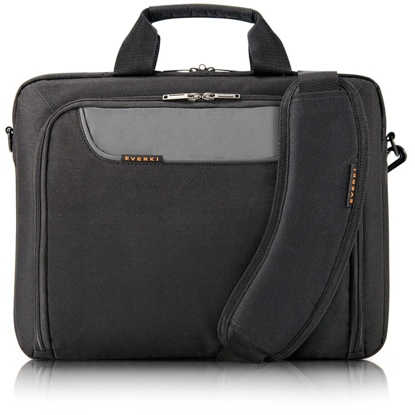 geanta notebook Advance Briefcase 14.1 inch, neagra