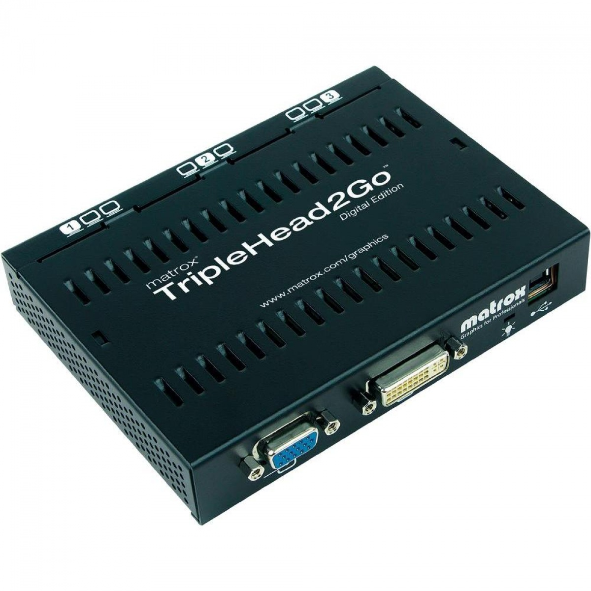 Adaptor grafic TripleHead2Go, Triple Digital Edition, retail