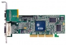 Placa video Matrox Millennium G550, 32MB GDDR, DualHead, AGP, retail