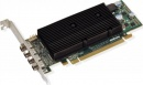 Placa video Matrox M9148, 1GB, 4xDVI, PCI-Express x16, low profile, retail