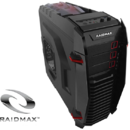 Carcasa Raidmax Raptor Black, Mid Tower, neagra