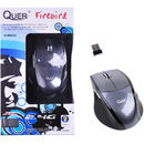 Mouse Intex QUER FIREBIRD KOM0022, optic wireless, USB
