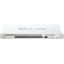 Router MIKROTIK CCR1016-12G L6 16xCore 1.2GHz 2GB RAM, 12xSFP, 1xSFP+ Rack 19'', LCD