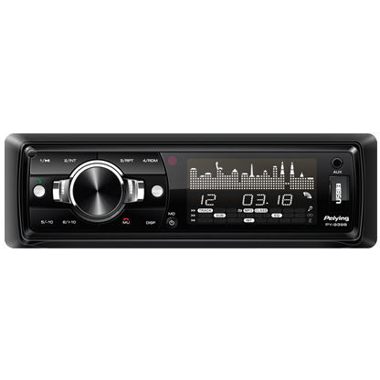 Sistem auto RADIO MP3 PLAYER 4X40W PEIYING PY9398