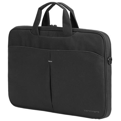 Continent, Geanta laptop, 15.6 inch, neagra