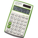Calculator de birou Citizen CPC112GREEN, 12 cifre, verde