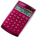 Calculator de birou Citizen CPC112PURPLE, 12 cifre, mov