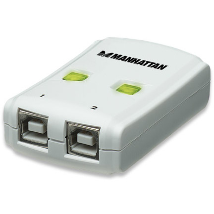 High Speed USB 2.0 Automatic Sharing Switch