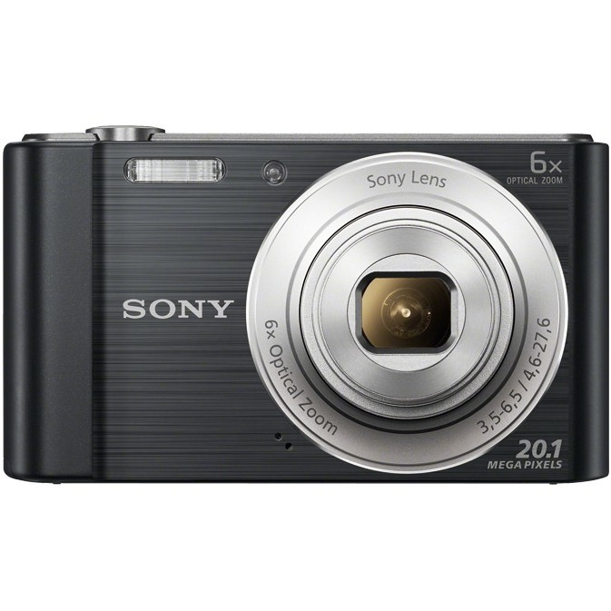 Aparat foto digital PHOTO CAMERA SONY W810 BLACK DSCW810B.CE3