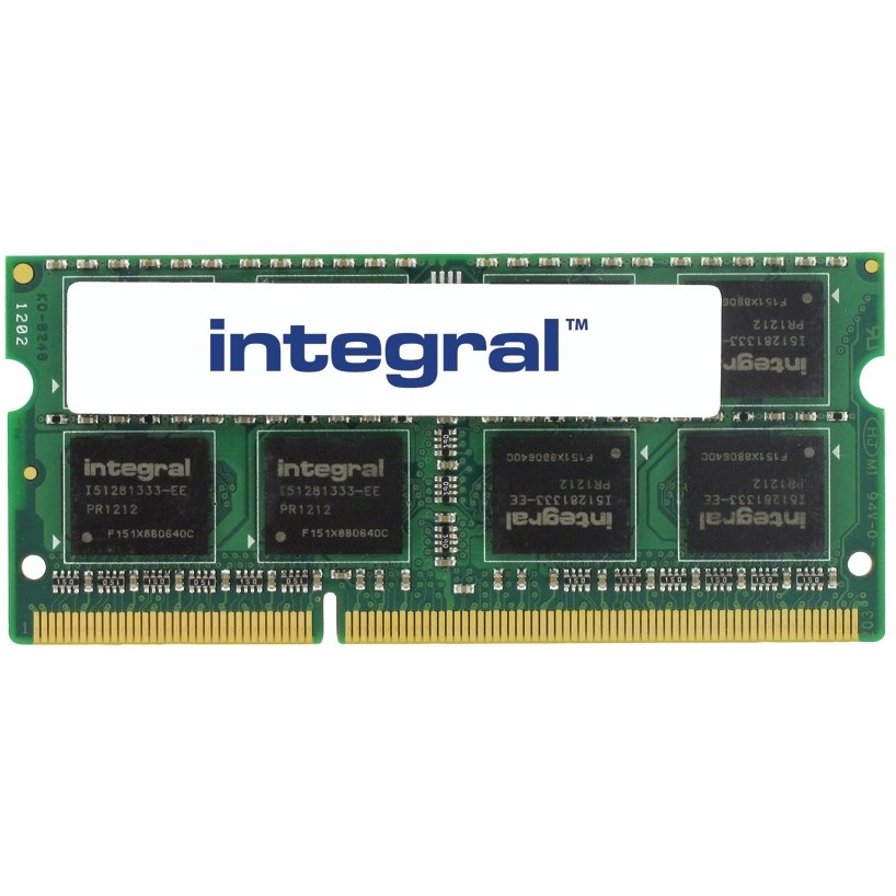 Memorie laptop IN3V8GNZJII, SODIMM, 8GB DDR3, 1333 MHz, CL9, 1.5V , R2