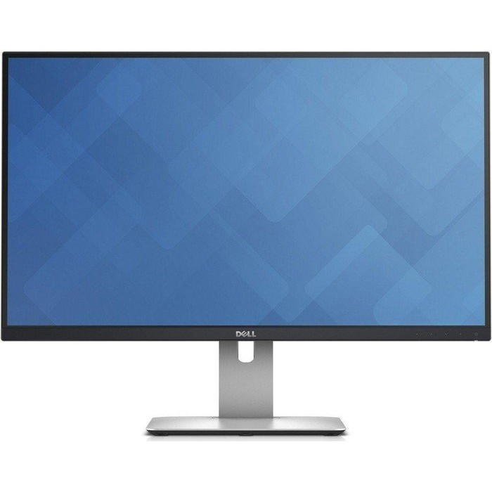 Monitor LED U2715H, 16.9, TFT , 27 inch, 6 ms, negru