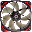 Cooler Carcasa ID-Cooling NO-12025K 120mm PWM fan
