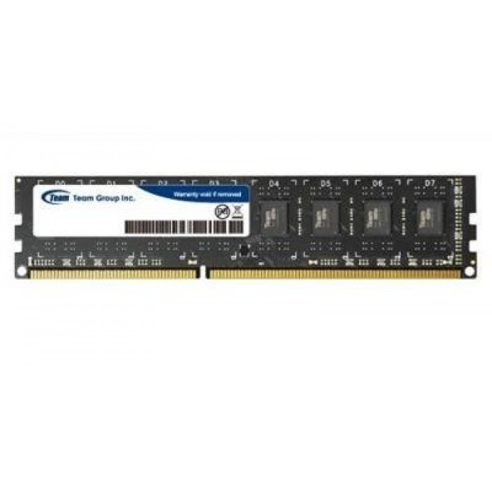 Memorie TED38G1600C1101 , DIMM, 8GB DDR3,1600 MHz, CL11, 1.5V