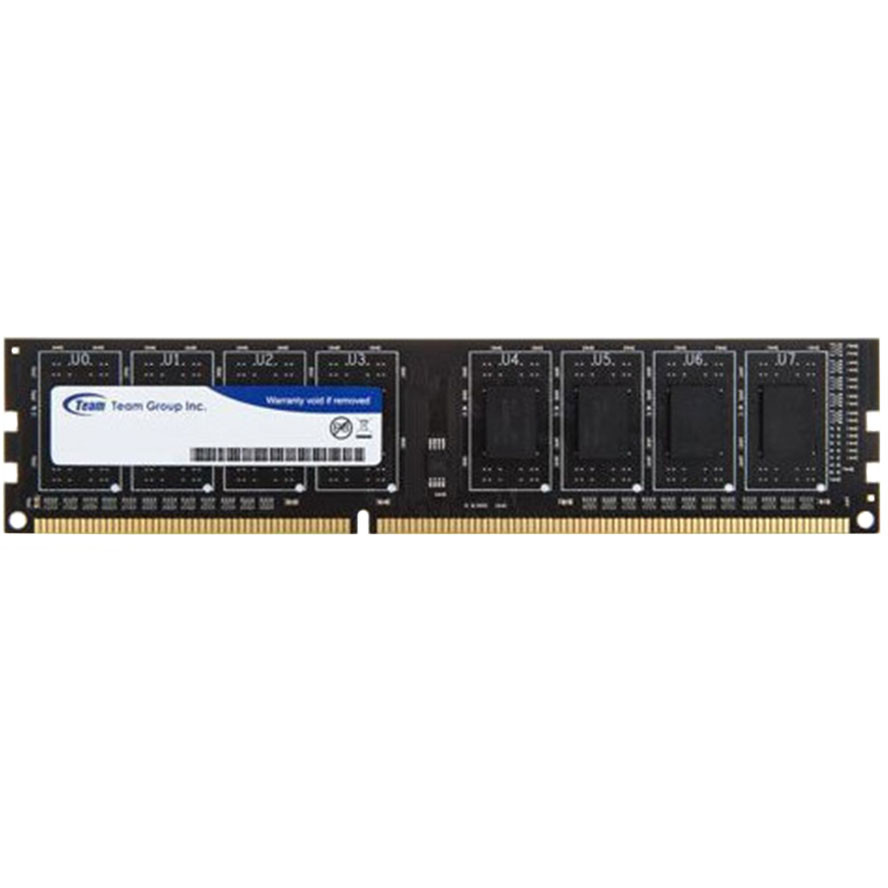 Memorie TED34G1600C1101, DIMM, 4GB DDR3,1600 MHz, CL11, 1.5V thumbnail