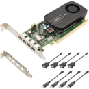 Placa video PNY Quadro nVidia NVS 510 DVI, 2 GB GDDR3, 128-bit