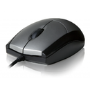 Mouse V7 MV3000010-5EC, optic, USB, 1000 dpi, argintiu/ negru