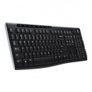 Tastatura Logitech Retail WL K270 layout germana