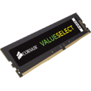 Memorie Corsair ValueSelect, DDR4 DIMM, 4GB, 2133 MHz, CL15