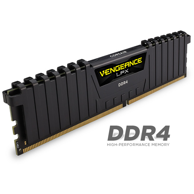 Memorie DDR4 2666 8GB C16 Corsair Ven kit CMK8GX4M2A2666C16
