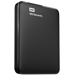 Hard disk extern WD ELEMENTS PORTABLE SE 1TB thumbnail