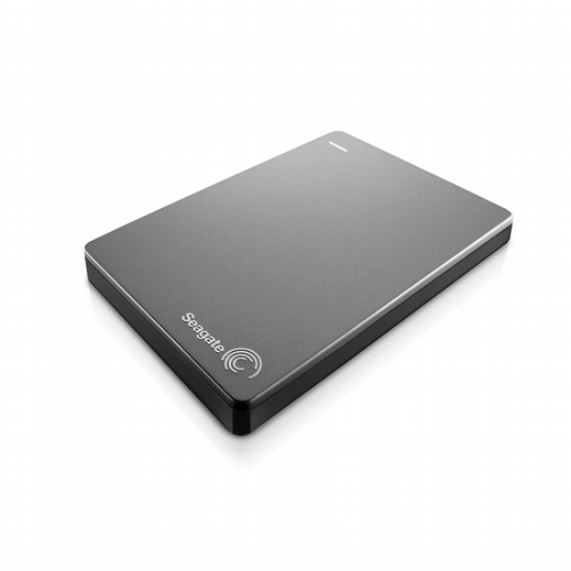 Hard disk extern BACKUP PLUS PORTABLE 1TB silver