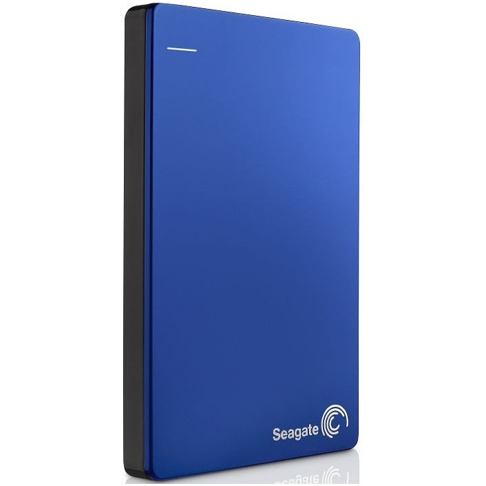 Hard disk extern BACKUP PLUS PORTABLE 1TB 2.5 inch USB 3.0 blue
