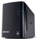 Hard disk extern Buffalo DRIVESTATION DUO 4TB USB 3.0